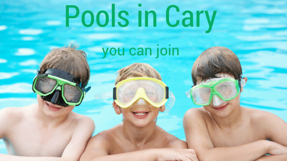 Cary NC POOLS