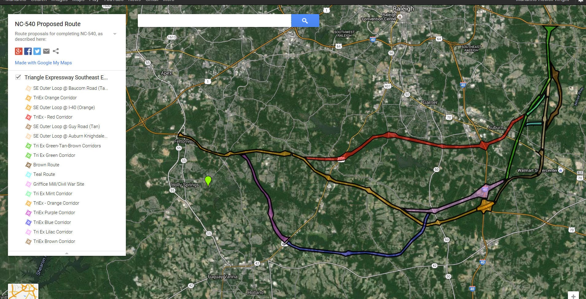 Google Map Showing 540 Extension in Holly Springs - The Best ... on tdot state map, n.c. division map, caltrans state map, nc state map, england map latitude and longitude map, indot state map, txdot state map,